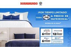 Ofertas de Dormimundo en el catálogo de Dormimundo ( Publicado ayer)
