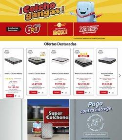 Ofertas de Hogar y Muebles en el catálogo de Super Colchones en Chihuahua ( 3 días publicado )