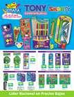 Catálogo Tony Super Papelerías en Zapopan ( Caducado )