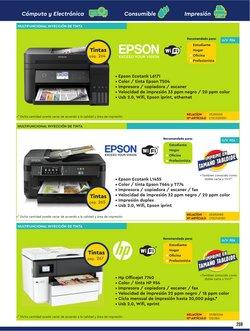Ofertas de HP en el catálogo de Tony Super Papelerías ( Más de un mes)