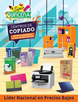Ofertas de Librerías y Papelerías en el catálogo de Tony Super Papelerías ( 9 días más)