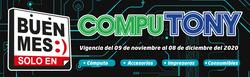 Cupón Tony Super Papelerías en Monterrey ( 10 días más )