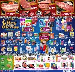Ofertas de S-Mart en el catálogo de S-Mart ( Publicado ayer)