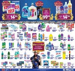Ofertas de Hiper-Supermercados en el catálogo de S-Mart ( Publicado ayer)