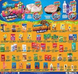 Ofertas de S-Mart en el catálogo de S-Mart ( Vencido)