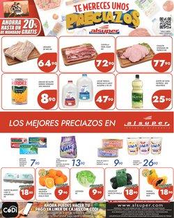 Catálogo Alsuper en Miguel Hidalgo ( Caducado )