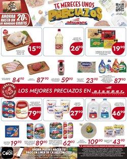 Catálogo Alsuper en Miguel Hidalgo ( Caduca hoy )