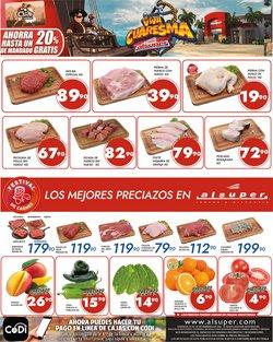 Catálogo Alsuper en Ciudad de México ( Caducado )