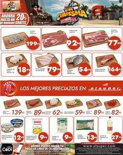 Catálogo Alsuper en Ciudad de México ( 3 días más )