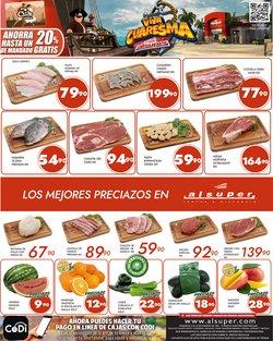 Ofertas de Hiper-Supermercados en el catálogo de Alsuper en Benito Juárez (CDMX) ( Vence mañana )