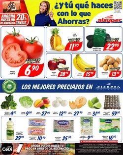 Catálogo Alsuper en Naucalpan (México) ( Vence mañana )