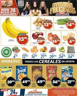Ofertas de Hiper-Supermercados en el catálogo de Alsuper ( Publicado hoy)