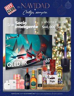 Ofertas de Tiendas Departamentales en el catálogo de City Club ( 2 días publicado )