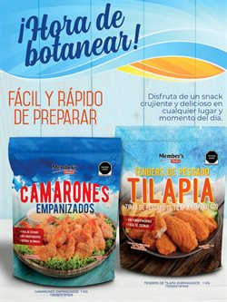 Ofertas de Gambas en City Club