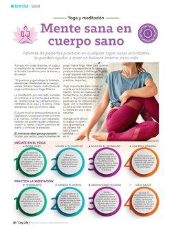 Ofertas de Yoga en City Club