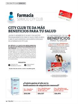 Ofertas de Pfizer en City Club