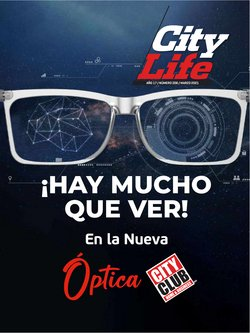 Catálogo City Club en Ciudad de México ( Caducado )