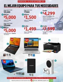 Ofertas de Lenovo en el catálogo de City Club ( 14 días más)