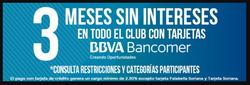 Ofertas de City Club  en el folleto de Monterrey