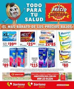 Ofertas de Hiper-Supermercados en el catálogo de Soriana Express en Saltillo ( 3 días publicado )