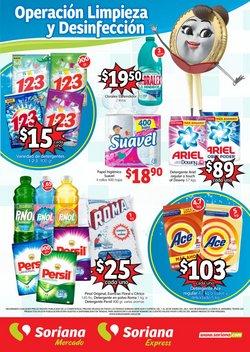Ofertas de Hiper-Supermercados en el catálogo de Soriana Express en La Piedad de Cabadas ( 11 días más )
