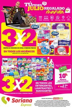 Ofertas de Soriana Express en el catálogo de Soriana Express ( Publicado ayer)