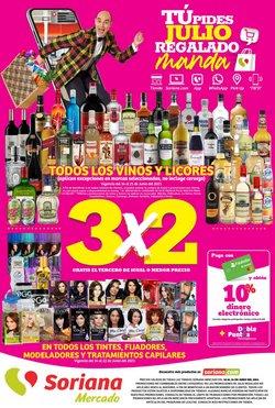 Ofertas de Hiper-Supermercados en el catálogo de Soriana Express ( Publicado hoy)