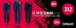 Ofertas de Britos Jeans  en el folleto de Cuauhtémoc (Ciudad de México)