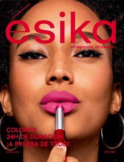 Ofertas de Perfumerías y Belleza en el catálogo de Ésika en Miguel Hidalgo ( Más de un mes )