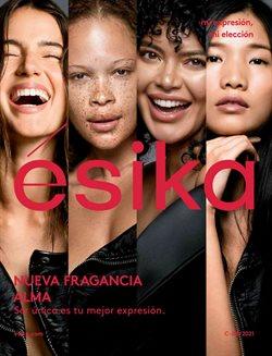 Ofertas de Perfumerías y Belleza en el catálogo de Ésika en Torreón ( Más de un mes )