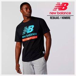 Ofertas de New Balance en el catálogo de New Balance ( 22 días más)