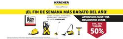 Ofertas de Karcher  en el folleto de Benito Juárez (Ciudad de México)