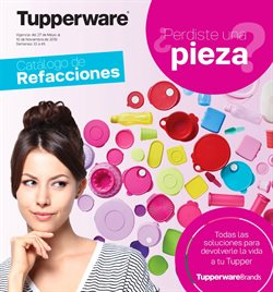 Ofertas de Tupperware  en el folleto de Puebla