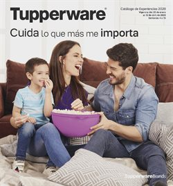 Ofertas de Tupperware  en el folleto de Tijuana