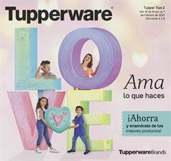 Catálogo Tupperware ( 14 días más )