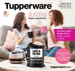 Ofertas de Tupperware en el catálogo de Tupperware ( 7 días más)