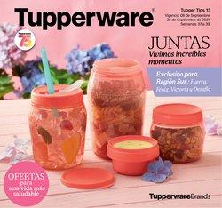 Catálogo Tupperware ( 8 días más)