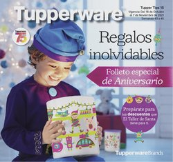 Ofertas de Hogar y Muebles en el catálogo de Tupperware ( 14 días más)
