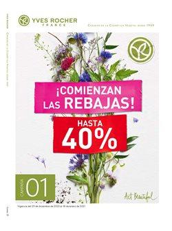 Catálogo Yves Rocher en Ciudad de México ( Vence mañana )
