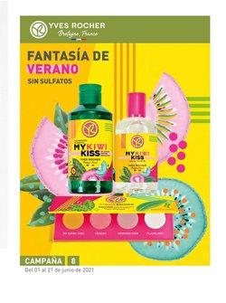 Ofertas de Perfumerías y Belleza en el catálogo de Yves Rocher ( 9 días más)