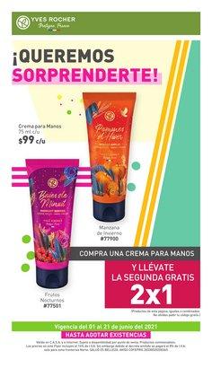 Ofertas de Perfumerías y Belleza en el catálogo de Yves Rocher ( 6 días más)