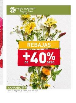 Ofertas de Perfumerías y Belleza en el catálogo de Yves Rocher ( 27 días más)