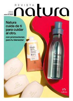 Ofertas de Perfumerías y Belleza en el catálogo de Natura en Miguel Hidalgo ( Más de un mes )