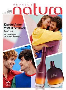 Ofertas de Perfumerías y Belleza en el catálogo de Natura en Salamanca ( Más de un mes )