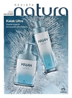 Ofertas de Perfumerías y Belleza en el catálogo de Natura en Torreón ( Más de un mes )