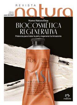 Ofertas de Perfumerías y Belleza en el catálogo de Natura en Benito Juárez (CDMX) ( 2 días publicado )