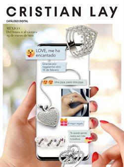 Ofertas de Perfumerías y Belleza en el catálogo de Cristian Lay en Salamanca ( Publicado ayer )