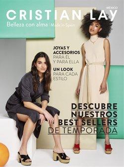 Ofertas de Perfumerías y Belleza en el catálogo de Cristian Lay en Miguel Hidalgo ( Publicado hoy )