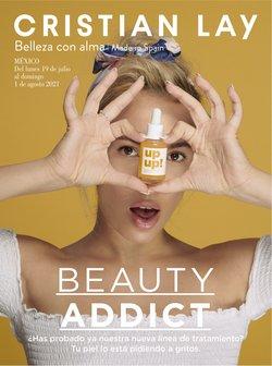 Ofertas de Perfumerías y Belleza en el catálogo de Cristian Lay ( Vence hoy)