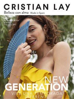 Ofertas de Perfumerías y Belleza en el catálogo de Cristian Lay ( Vence mañana)